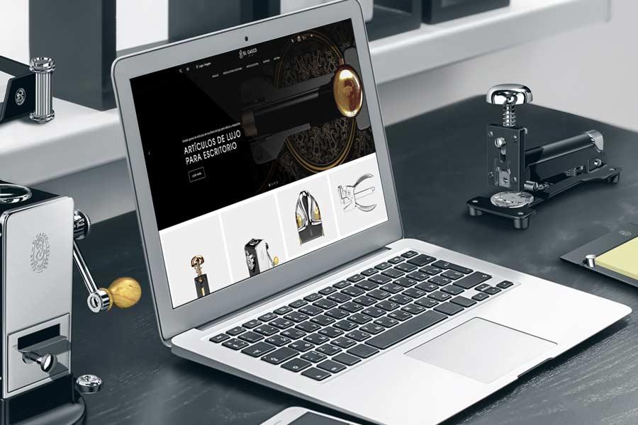 Bienvenido a nuestra nueva página web