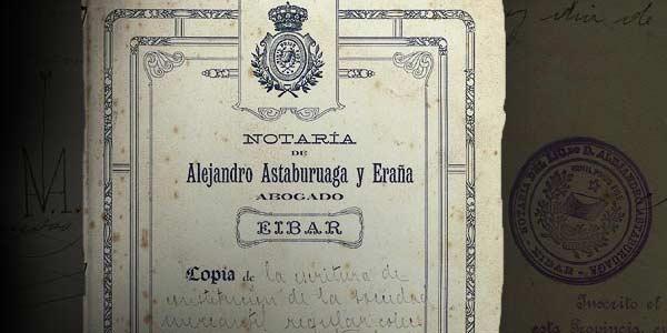 El Casco 1920